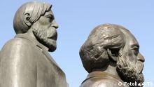 Marx und Engels_22207973 ArTo - Fotolia 2010