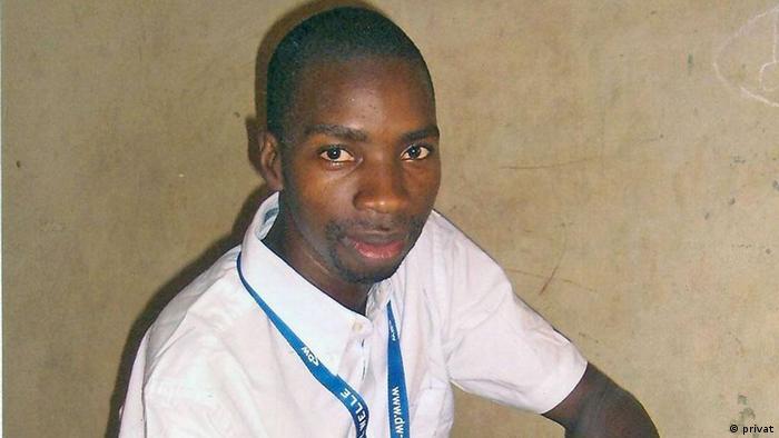 Sambadiouma Diallo da Guiné