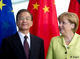 China und Deutschland pflegen seit 40 Jahren diplomatische Beziehungen