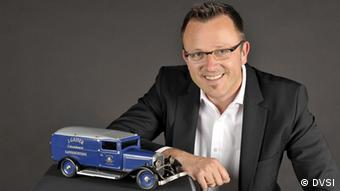 Ulrich Brobeil, head of the German Toy Industry Association