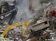 Especialistas consideram improvável hipótese de explosão