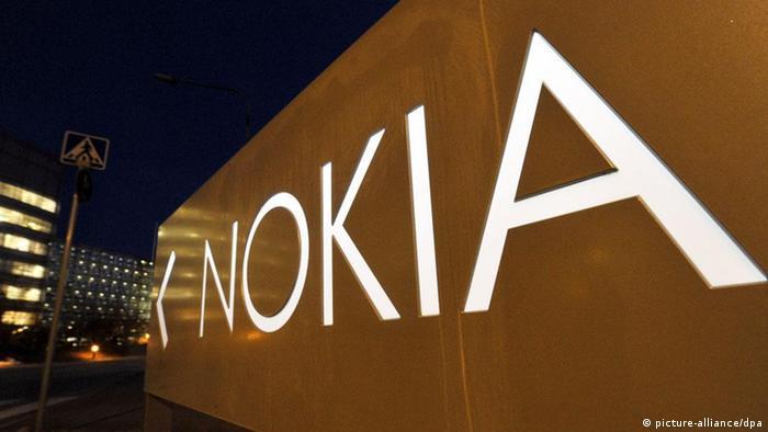 Nokia Zentrale Headquarters Espoo Finnland