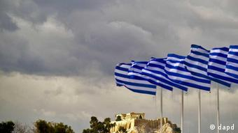 Out of time and money: Dark clouds are gathering over Athens.