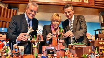 Playmobil Hane, Schauer, Höpfner