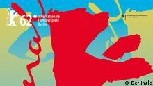 ***Pressebilder dürfen nur in Zusammenhang mit einer Berichterstattung über die Berlinale verwendet werden*** Berlinale 2012. Plakat. ID 2012_0001