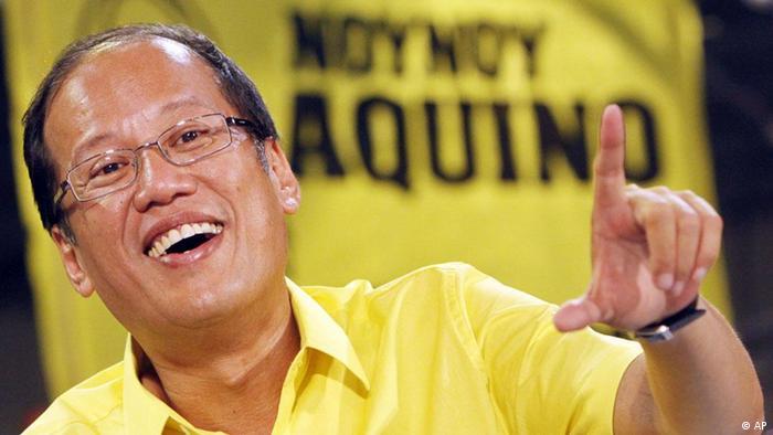 Philippine President Benigno Noynoy Aquino (Photo: AP Photo/Pat Roque)
