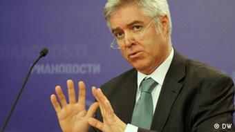 Представитель МВФ в России Одд Пер Брекк