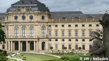 Weltkulturerbe Würzburger Residenz. Copyright: DW / Maksim Nelioubin. DEMASTERNEU109