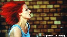 Deutschland Geschichte Film Filmszene Lola rennt
