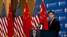 Gary Locke US Botschafter in China neu