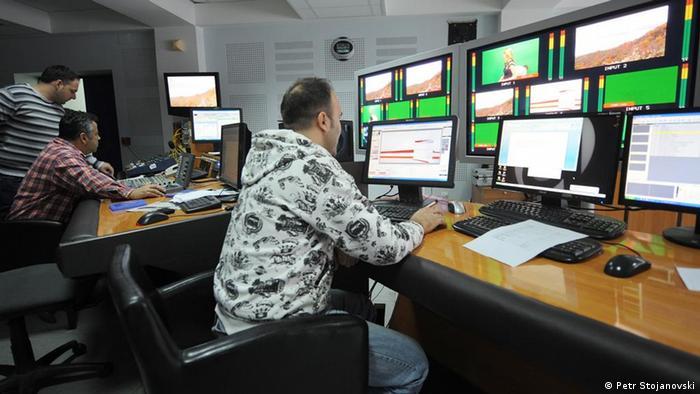 Režija makedonske postaje TV Alfa 2010. godine