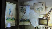 Bildkammer und Wandmalereien von Bruno Schulz in Zittau