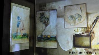 Pokoik z malowidłami Benjamina Geisslera