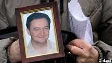 Der russischen Anwalt Sergej Magnitski starb 2009 in Untersuchungshaft