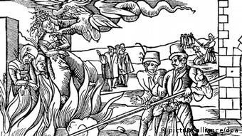 Deutsche Geschichte Kapitel 9 Hexenverbrennung