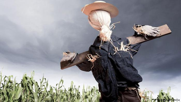 Scarecrow in hindi