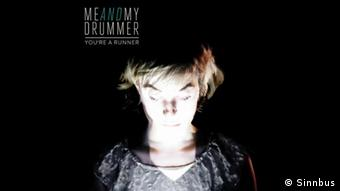 CD-Cover Me and my drummer You're a runner