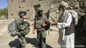 Afghanistan Französische Soldaten