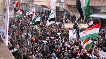 موج اعتراضات در سوریه ادامه دارد