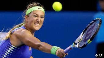 Белорусская тениссистка Виктория Азаренко