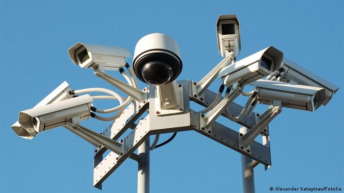 Is Video Surveillance An Answer To Crime Germany Dw De