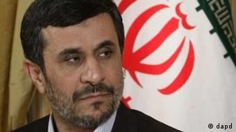 Mahmud Ahmadinedschad (Foto: dapd)