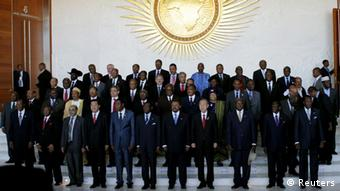 Viongozi wa Afrika mjini Addis Ababa