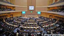 Gipfel Afrikanische Union Addis Abeba