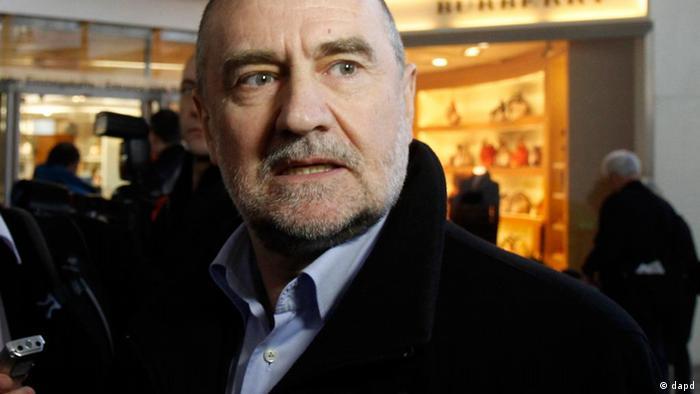 هرمان ناكارتس، معاون مدیرکل آژانس و سرپرست هیئت اعزامی به تهران