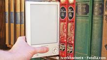 Symbolbild E-Book