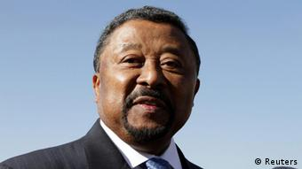 African Union Commission chairman Jean Ping arrives for the 18th African Union (AU) Summit in the Ethiopia's capital Addis Ababa, January 29, 2012. REUTERS/Noor Khamis (ETHIOPIA - Tags: POLITICS HEADSHOT)