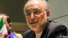 وزیر امور خارجه ایران میگوید ترجیح ایران همکاری درباره برنامه اتمیست