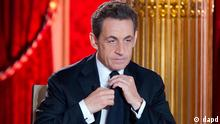 Sarkozy TV-Interview