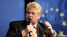 Elmar Brok / EU-Parlament / CDU / EVP