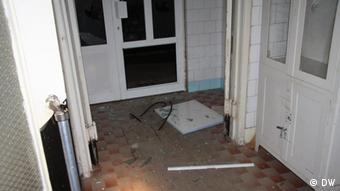 Spannungen und Zwischenfälle in Struga Mazedonien
