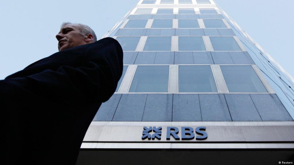 RBS chief waives million-pound bonus after UK outrage