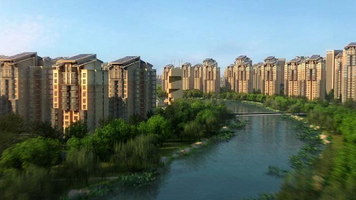 Sino-Singapore Tianjin Eco-city