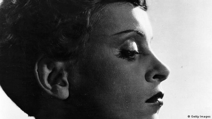Luise Ullrich (um 1935)
