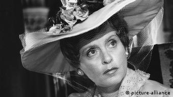 Luise Ullrich in dem Film Um Thron und Liebe (1955)