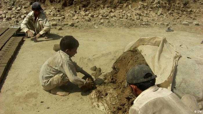 Kinderarbeit in Afghanistan