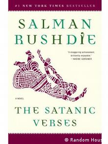 Cover of Salman Rushdie's 'The Satanic Verses' (Random House)