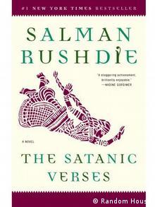 Cover of Salman Rushdie's 'The Satanic Verses'