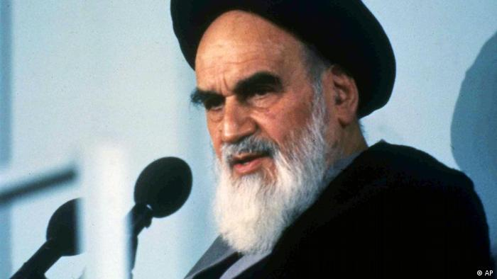 Ayatollah Khomeini (Foto:dpa)