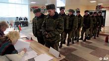 Belarus Wahlen