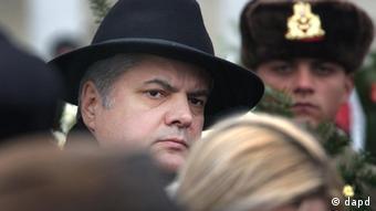Adrian Nastase (Foto: Vadim Ghirda, File/AP/dapd)