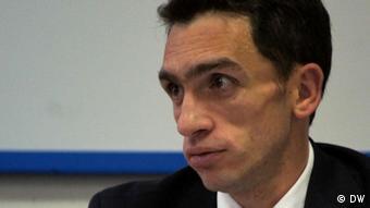 Политолог Александр Кынев
