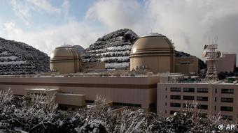 Japan Kernkraftwerk in Ohi