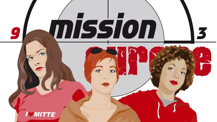 Mission Europe Avatars