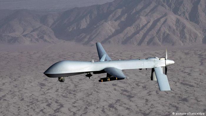 هواپیمای بیسرنشین آمریکا مدل MQ-1 Predator