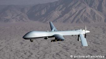 The USA are engaged in the systematic use of drones in the Hindukush